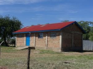 Versammlungshaus für Witwen und Lagerraum
