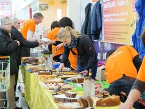 Kuchenverkaufsaktion 2018